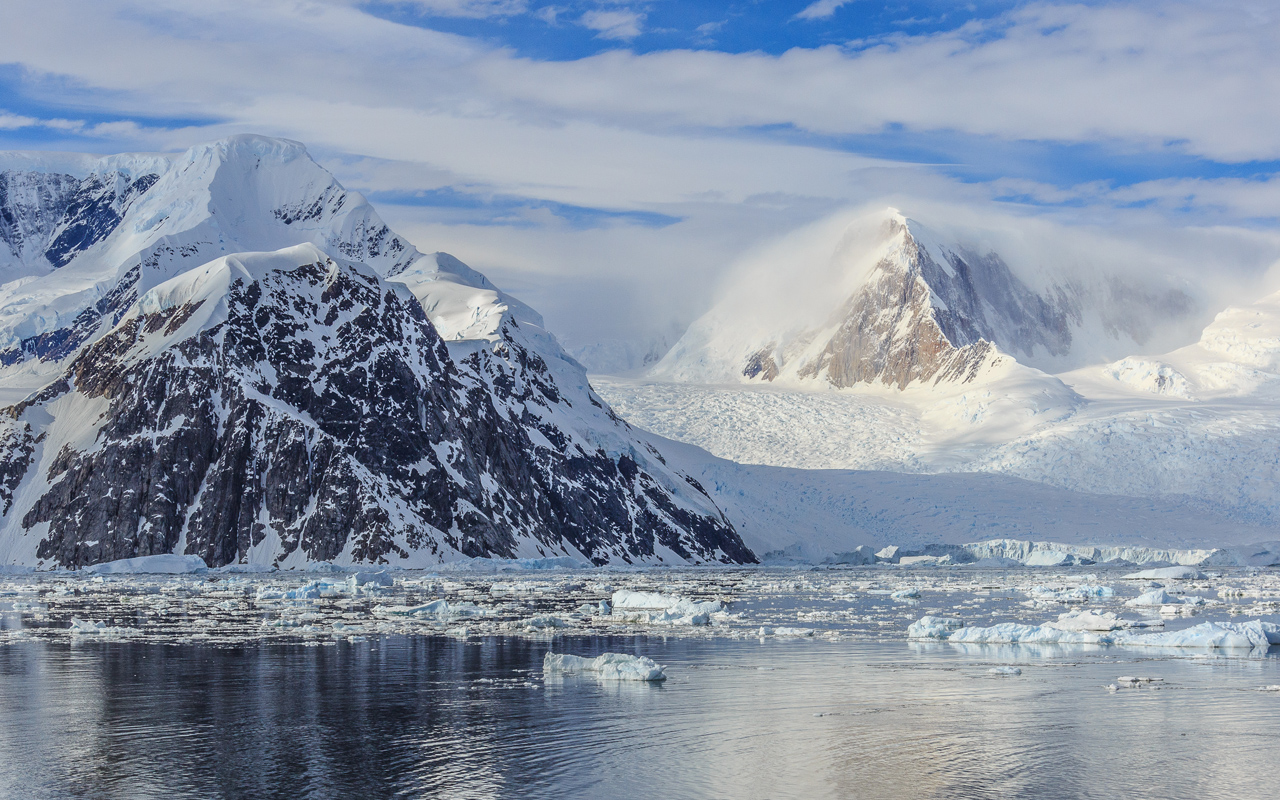 Antarctic Splendor